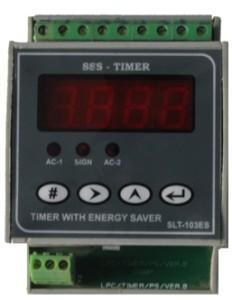 Energy saver timer
